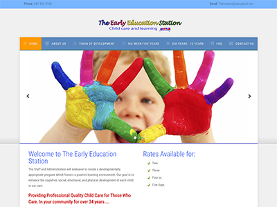 Thea early education station